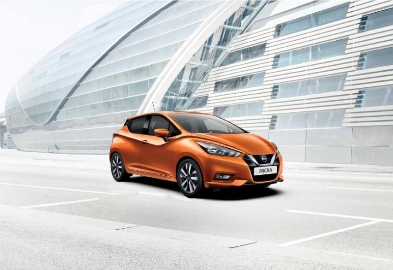 Yeni Nissan Micra
