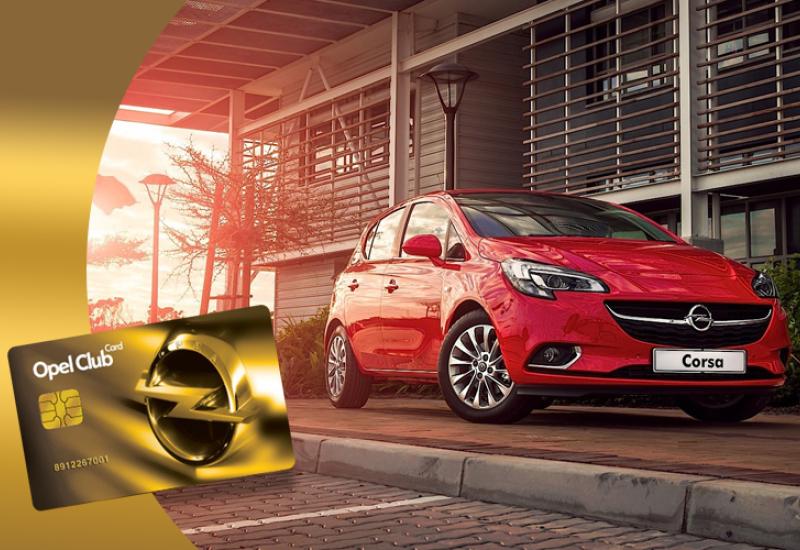 Opel Clubcard sahipleri servis harcamalarında %20'ye varan indirimler kazanıyor!