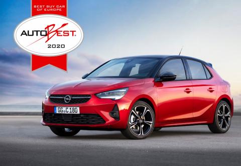 Yeni Opel Corsa'ya Sahip Olun